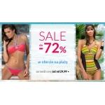 Avaro: wyprzedaż do 72% zniżki na kostiumy kąpielowe