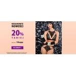 Avaro: 20% zniżki na bieliznę damską