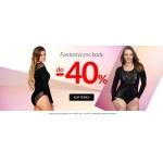 Avaro: do 40% rabatu na fantastyczne body damskie
