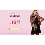 Avaro: jesienne sukienki od 19,99 zł