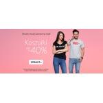 Avaro: do 40% rabatu na koszulki, topy, t-shirty, bluzki damskie i męskie