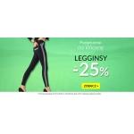 Avaro: do 25% rabatu na legginsy damskie