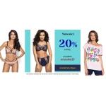 Avaro: 20% rabatu na nową kolekcję bielizny damskiej