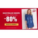 Avaro: wyprzedaż do 80% zniżki na modę damską