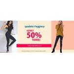 Avaro: do 50% rabatu na spodnie i legginsy