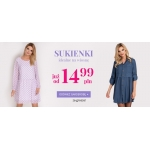 Avaro: sukienki idealne na wiosnę od 14,99 zł