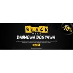 Black Week BDsklep: do 70% zniżki na produkty w supermarkecie internetowym