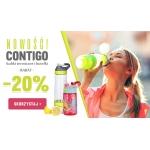 BDsklep: 20% rabatu na kubki termiczne i butelki Contigo