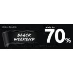 Black Red White: Black Weekend do 70% zniżki na wybrany asortyment do domu, do salonu, kuchni i łazienki