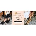 Badura: 20% zniżki na wybrane obuwie i torebki