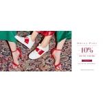 Badura: 10% rabatu na drugą parę obuwia oraz drugą torebkę