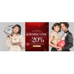 Badura: promocja Walentynkowa 20% zniżki na produkty nieprzecenione m.in. torby, obuwie