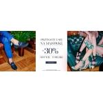 Badura: do 30% rabatu na obuwie i torebki z okazji majówki