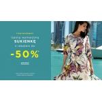 Balladine: do 50% rabatu na sukienki damskie