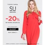 Balladine: 20% rabatu na odzież marki SU