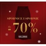 Balladine: wyprzedaż do 70% rabatu na spódnice i spodnie
