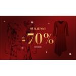 Balladine: wyprzedaż do 70% rabatu na sukienki