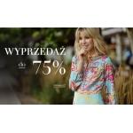 Balladine: wyprzedaż do 75% zniżki na odzież damską