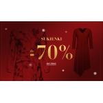 Balladine: do 70% zniżki na sukienki damskie