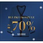 Balladine: do 70% rabatu na bluzki i koszule