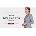 Balladine: 20% zniżki na odzież damską z najnowszej kolekcji