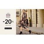 Balladine: Stylowe Zakupy 20% zniżki na odzież damską renomowanych polskich marek