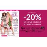 Balladine: Stylowe Zakupy 20% zniżki na nowe kolekcje wybranych marek