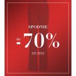 Balladine: do 70% rabatu na spodnie damskie
