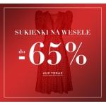 Balladine: do 65% rabatu na sukienki na wesele