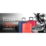 Puccini: 50% zniżki na walizki z kolekcji Havana