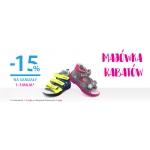 Bartek: 15% zniżki na sandały dla dzieci