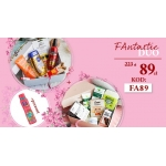 BeGLOSSY: 13 produktów kosmetycznych za 89 zł