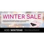 BeGLOSSY: zimowa wyprzedaż 40% rabatu na pudełka kosmetyków