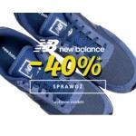 Be Jeans: do 40% zniżki na wybrane modele obuwia New Balance