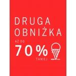 Bershka: wyprzedaż do 70% taniej
