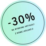 Bershka: 30% zniżki na nową kolekcję
