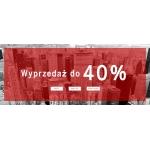 Bershka: wyprzedaż do 40%