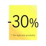 Bershka: 30% promocja