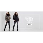 Bialcon: 20% rabatu na kurtki Perso