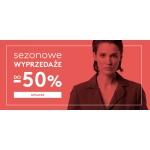Bialcon: wyprzedaż do 50% rabatu na odzież damską oraz dodatki