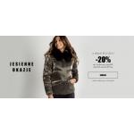 Bialcon: 20% rabatu na wybrane modele kurtek marki Preso