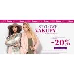 Bialcon: Stylowe Zakupy 20% zniżki na odzież damską z kolekcji jesień-zima 2019