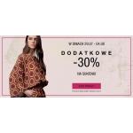 Bialcon: dodatkowe 30% zniżki na sukienki damskie