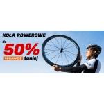 Bikestacja: do 50% zniżki na koła rowerowe