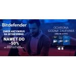 Bitdefender: do 50% rabatu na oprogramowanie antywirusowe