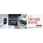 Black Red White: do 20% rabatu na kuchnie na wymiar