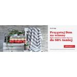 Black Red White: do 50% zniżki na dodatki na balkon lub taras