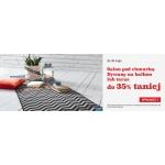 Black Red White: do 35% zniżki na dywany na balkon lub taras
