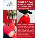 Targi Shop Local w Blue City w Warszawie