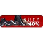 Bluestilo: do 40% zniżki na buty